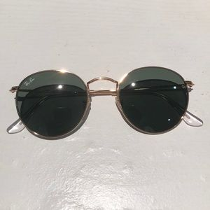 Round frame Ray Bans